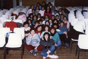 Gruppo Oratorio 1986