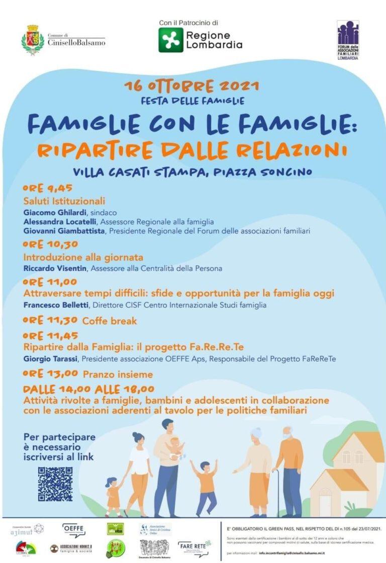 Festa della Famiglia - Cinisello Balsamo